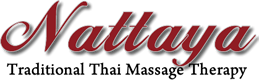 Nattaya Thai Massage Sticky Logo